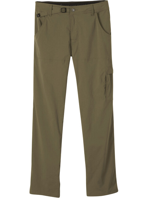 "Prana Stretch Zion - Pantalon long Homme - 32"" Inseam olive"